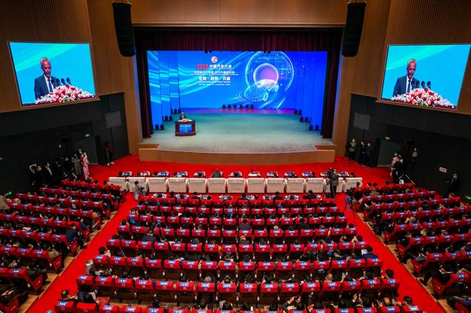 新红旗五年推20款新车 中国一汽强大自主以助推合资发展