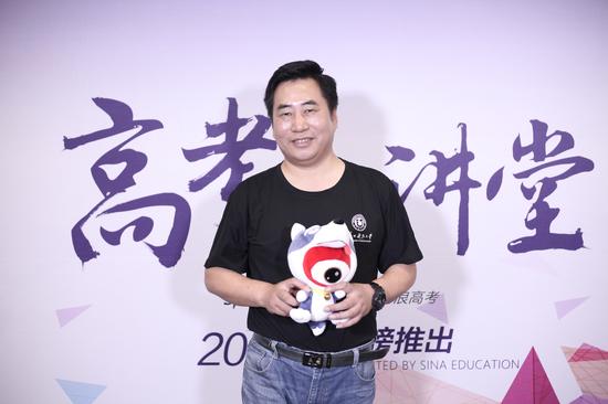 苏州科技大学学生工作处处长:董巍峰