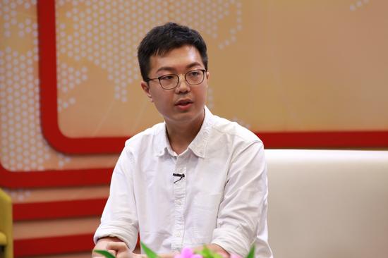 香港大学法学院大四学生刘逸冲