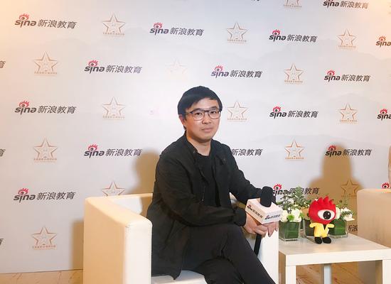 茂楷婴童学苑的CEO和创始人蒋磊