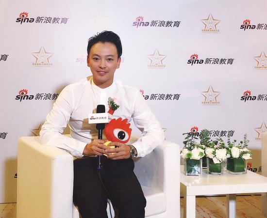 小站教育北京分公司总经理:吴秉辉先生