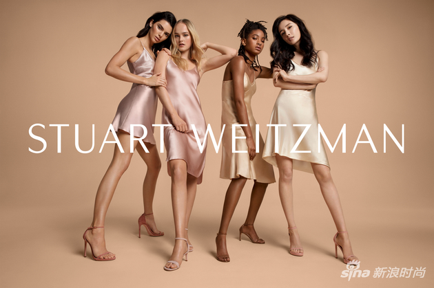 Stuart Weitzman 2019春夏广告大片