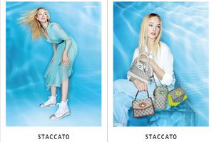 轻灵律动 闪耀水世界――STACCATO 2020SS新品发布