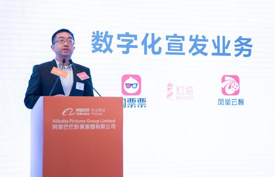 專訪淘票票總裁李捷:投入10億元拉新 加速與阿里融合