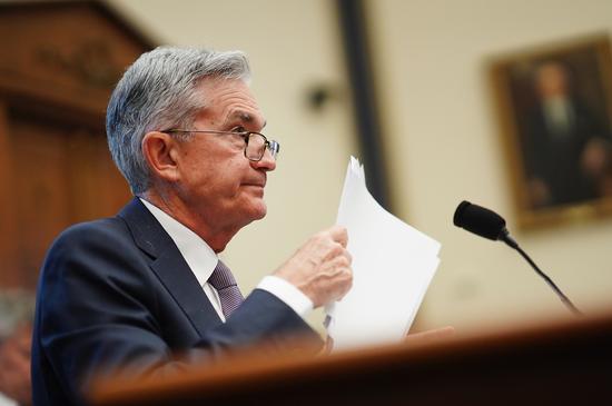 鲍威尔出席众议院金融服务委员会听证会