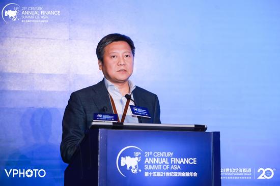 蒋丹:加速数字化转型 探索中小银行特色化经营之道