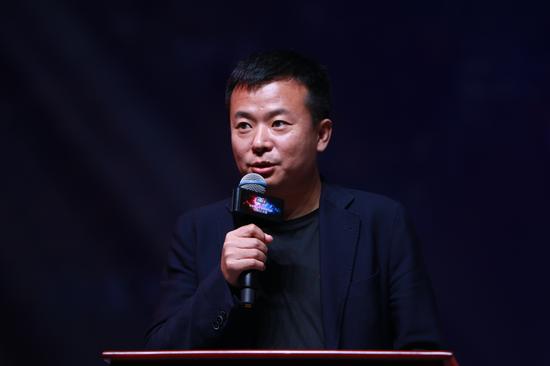 图片-大唐网络总裁CEO杨勇