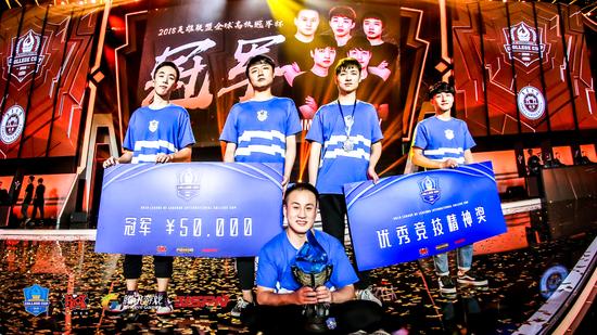 中国大陆赛区再夺世界冠军