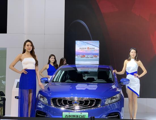 风头正劲!多款新能源汽车亮相2018东盟国际车展