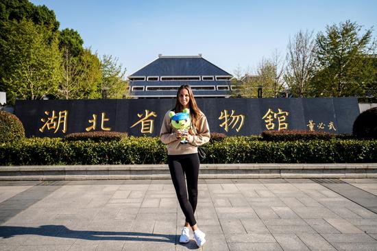 图片来源武汉网球公开赛官方图片库-视觉中国
