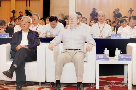 中共中央台办、国务院台办主任刘结一