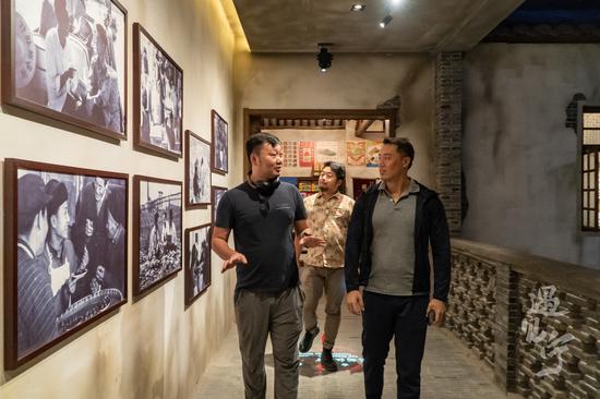 (中国供销社系统面积最大的博物馆——中国供销社博物馆)