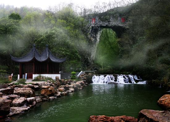 农业银行智慧旅游 一起发现江西避暑旅游目的地