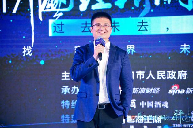 """朗空超级空气净化器CEO刘锐获评""""2017年中国经济潮流人物"""""""