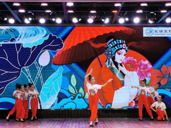 长沙市戏曲进校园活动