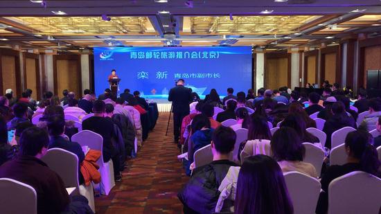 """青岛市正式获批成为""""中国邮轮旅游发展实验区"""",这也是继上海,天津"""