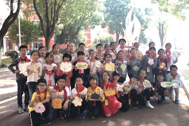梅村实小培养学生树立生态文明意识
