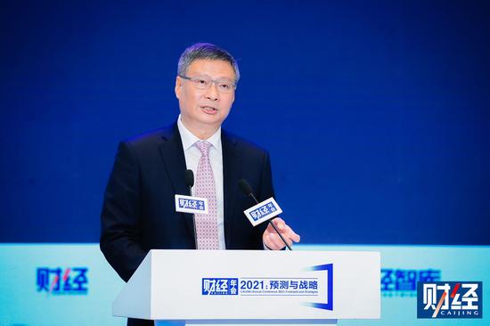 李礼辉谈数字货币:替代微信支付宝还有待观察 将是市场抉择过程