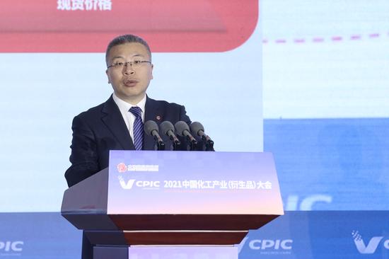 """刘宇光:大连商品交易所""""一圈两中心""""助力产业健康发展"""